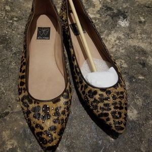 Ella Moss Leopard Shoes